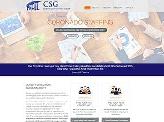 Coronado Staffing Group