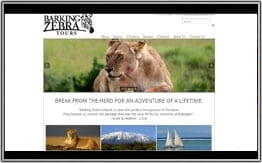 Barking Zebra Tours